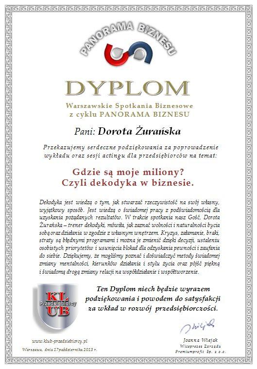 Dyplom-dlaTrenera_Dorota-Zuranska
