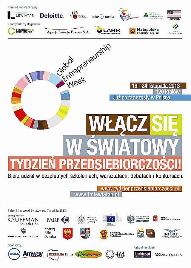 Tydzień Przedsiębiorczości 2013