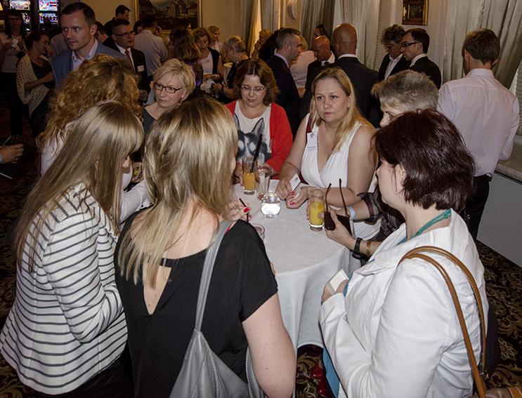 Bankiet kontaktów biznesowych, networking Warszawa
