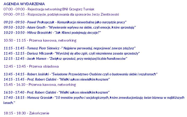Cialdini-Agenda