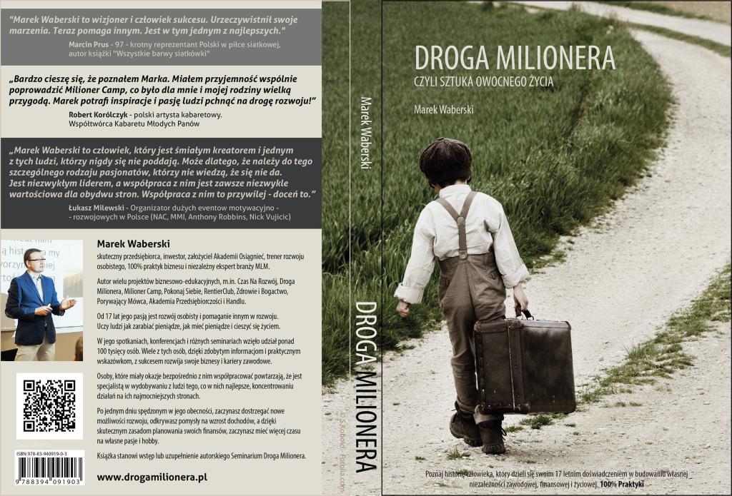 Droga Milionera - Marek Waberski