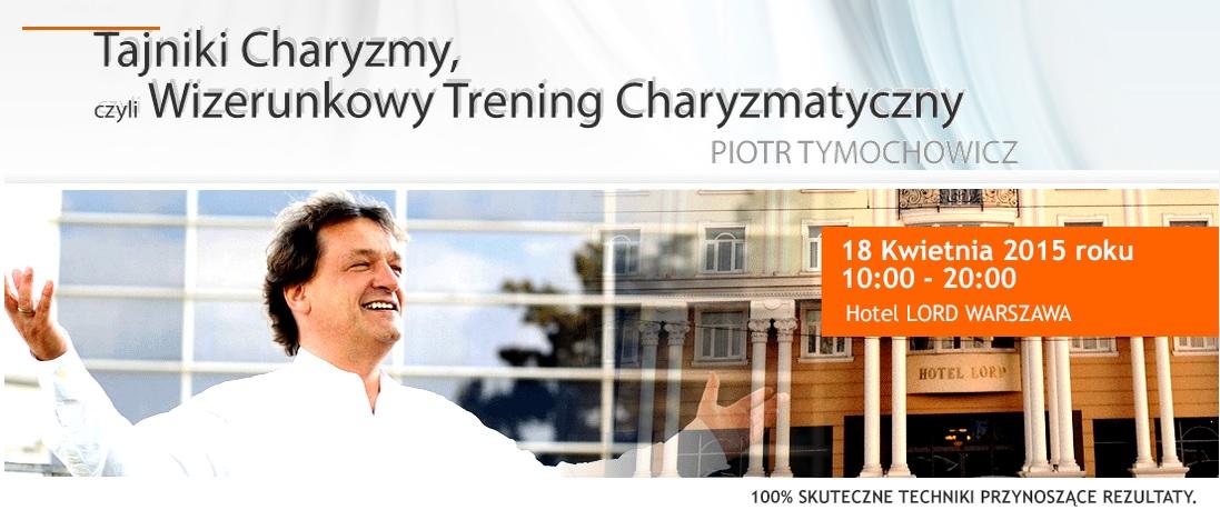 tajniki Charyzmy Tymochowicz