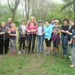 Nordic Walking, trener: Piotr Kowalski