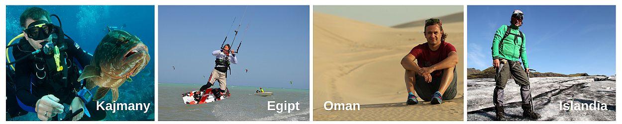 Kajmany-Egipt-Oman-Islandia