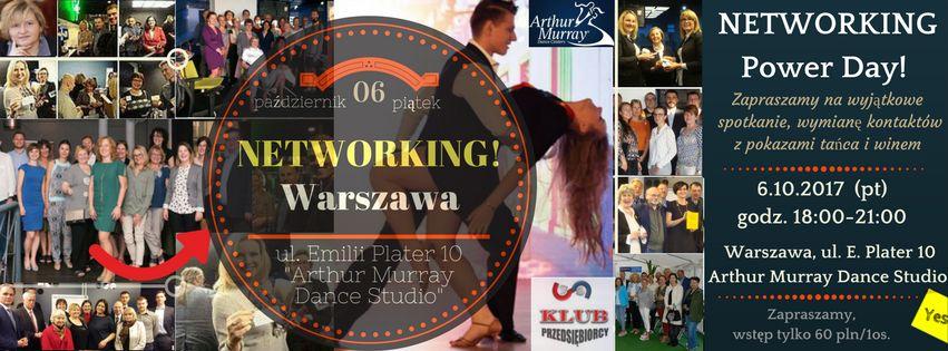 Zaproszenie business Networking Day