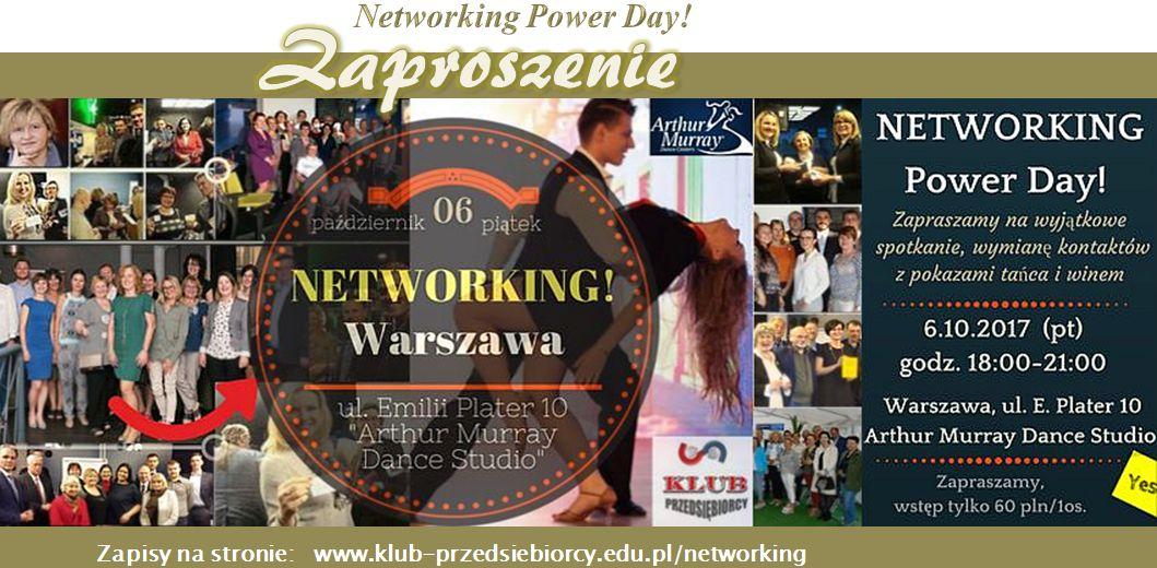 NetworkingDay Zaproszenie