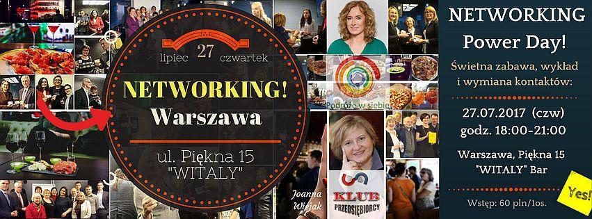 Networking Witaly Małgorzata Bęben
