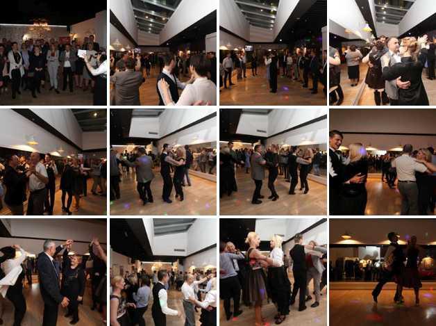 Mix taniec tańczące pary studio tańca dance studio