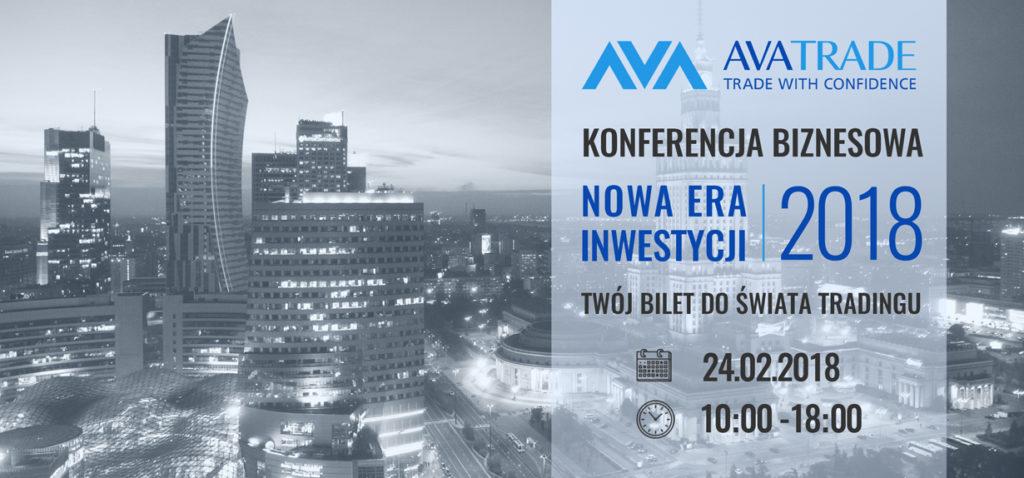 Konferencja Nowa era inwestycji 2018