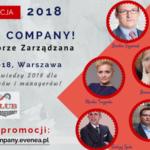 17.05 Konferencja: Power Company! Firma Dobrze Zarządzana