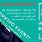 Networking Day wymiana kontaktów zaproszenie