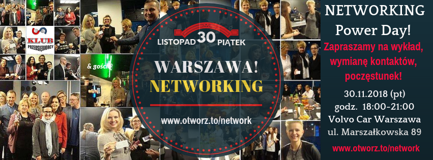 Networking Day Gryko Community Collect
