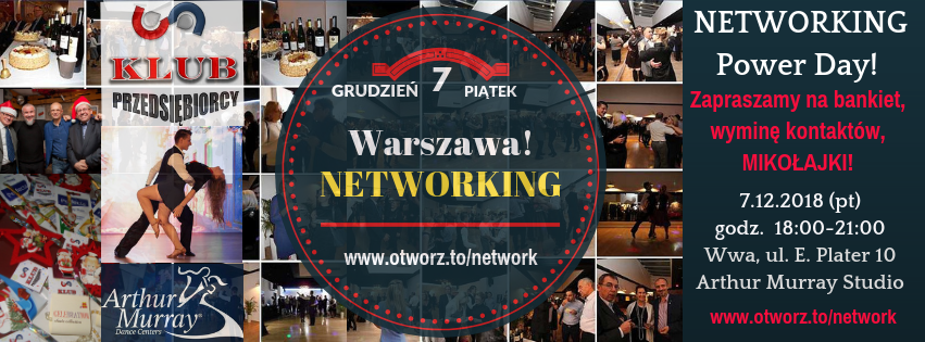 Networking Day Mikolajki