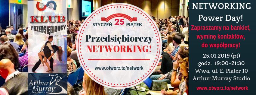 Networking Day 2019-01 Warszawa